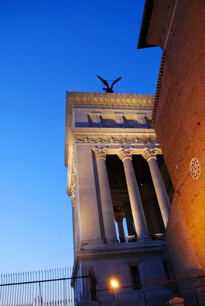 Pierwszy wieczór w Rzymie