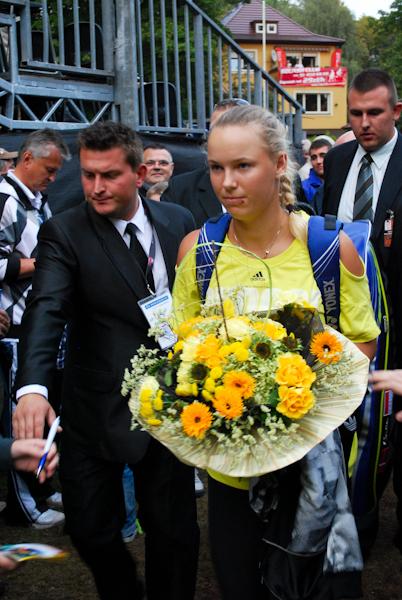 Karolina Woźniacka