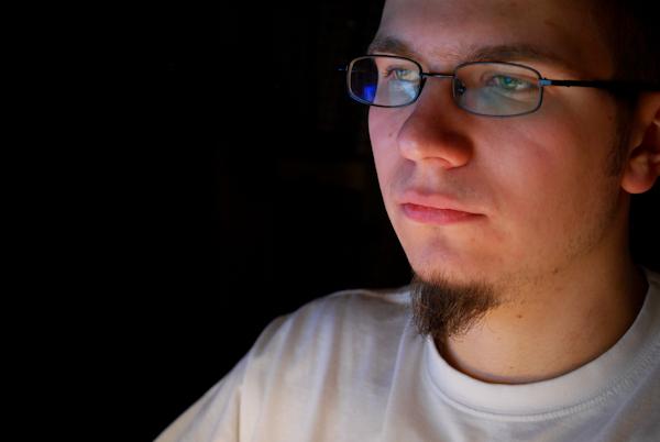 Autoportret komputerowy